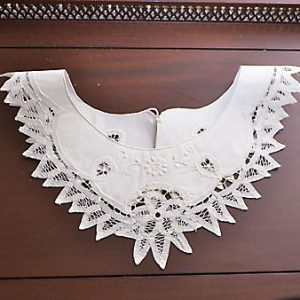 Battenburg Lace Collar # 824