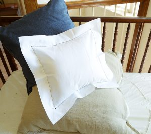 baby pillow sham